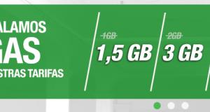 Amena datos gratis hasta Febrero de 2016