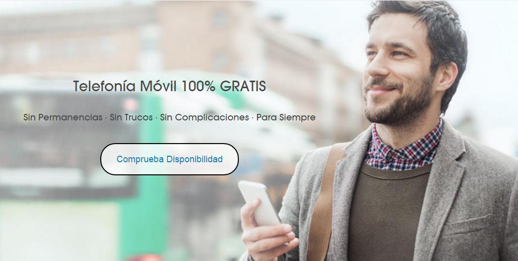 Crece el interés en hacer portabilidad a FreedomPop, primer operador que ofrece una tarifa gratis en España