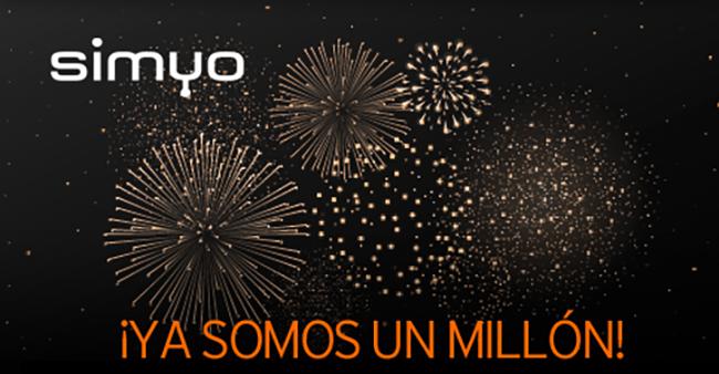 10 euros de bienvenida al hacerte de Simyo