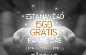 : Disfruta de 15 GB extra con la promoción de Navidad de Simyo