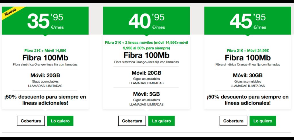 Te explicamos todas las variedades de las ofertas de fibra Amena y aclaramos cuantas preguntas puedas tener
