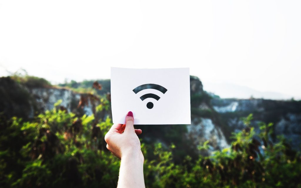 Internet portatil, com odisponer de wifi de vacaciones en cualquier sitio mediante un router 4G